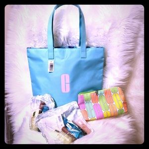 Clinique Tote Bag With Samples 🌟